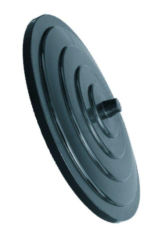 Stefanplast plastični poklopac za kacu od 500l crni ( 018750 )