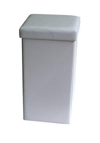 Childream tabure kutija 60cm x 32cm x 32cm beli ( 0181102 )