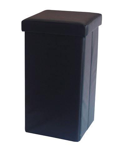Childream tabure kutija 60cm x 32cm x 32cm crni ( 0181103 )