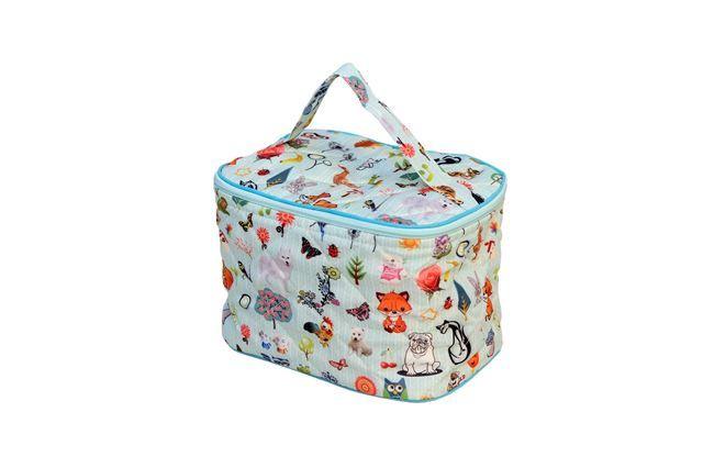 Alistar kozmetička torbica 23cm x 15cm x 15cm 3 boje ( 0181149 )