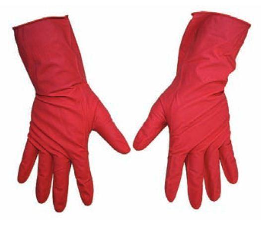 N/A DF17009 rukavice latex roze ( 006162 )