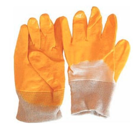 N/A LF1024 rukavice nitril žute ( 006164 )