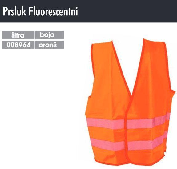 N/A prsluk fluorescentni xxl oranž ( 008964 )