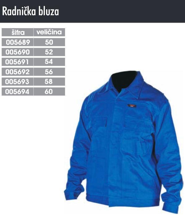 N/A radna bluza 60 ( 005694 )