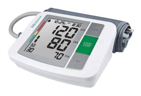 Medisana digitalni merač pritiska za nadlakticu BU510, prikaz aritmije