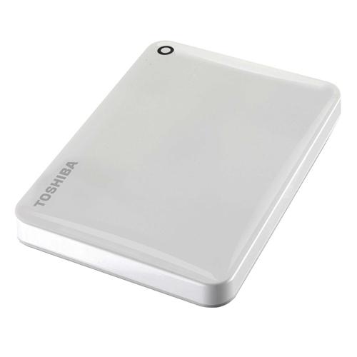Toshiba 500GB Canvio Connec II 2.5 USB 3.0 beli ( HDTC805EW3AA )
