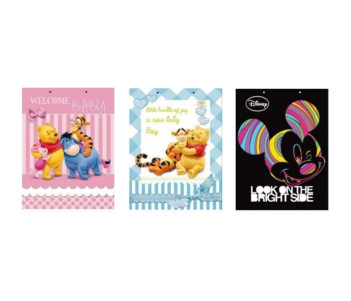 Canpol papirna kesa Disney cd ( TGD-80 )