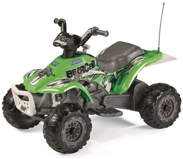 Peg Perego Corral bearcat 6v motocikl na akumulator sa 4 točka zeleni ( P315ED1165 )