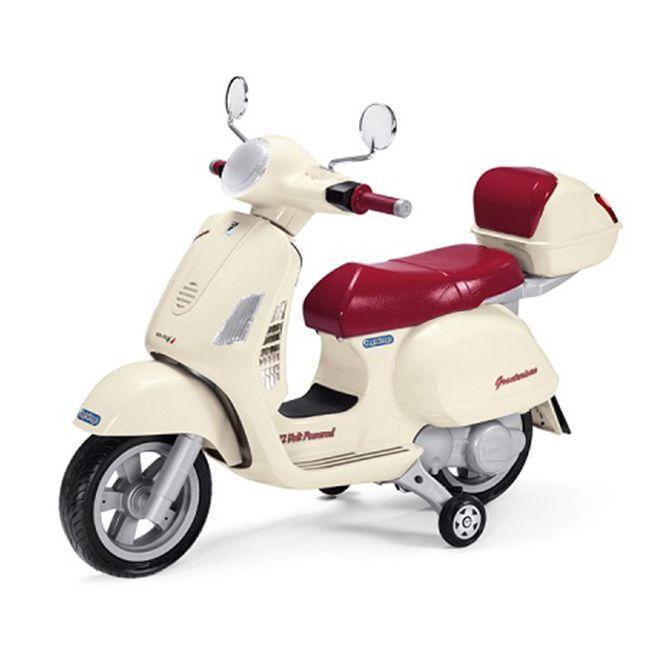 Peg Perego Vespa 12v 2014 IGMC0019 motocikl na akumulator ( P70120019 )