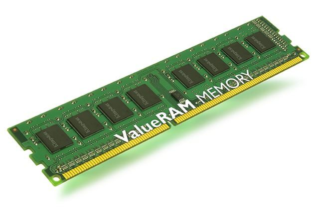Kingston 2 GB DDR3 1600MHz ( KVR16N11S6/2 )