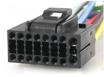 Kenwood ISO adapter ZRS-41 16 pin za auto radio ( 60-093 )
