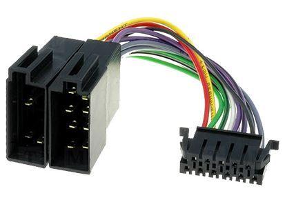 JVC ISO adapter ZRS-37 11 pin za auto radio ( 60-082 )
