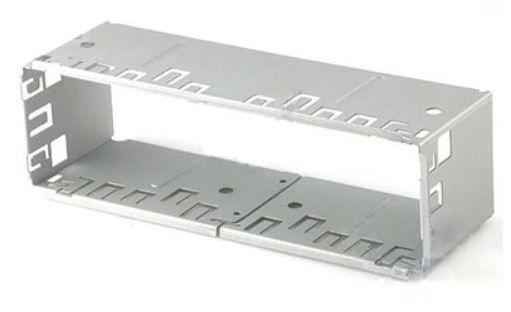 N/A PR.01 univerzalni montazni okvir za auto radio ( 64-001 )