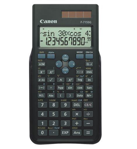 Canon F-715SG kalkulator crni