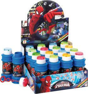 Dulcop duvalica Maxi Spiderman za balone od sapunice 175ml ( 4320010 )