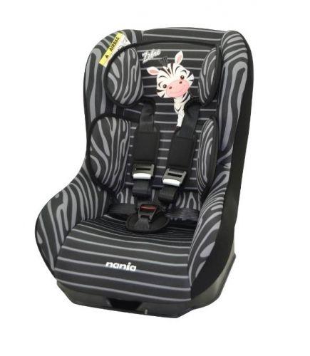 Nania auto sediste Driver 0/1 0-18kg zebre ( 5120792 )