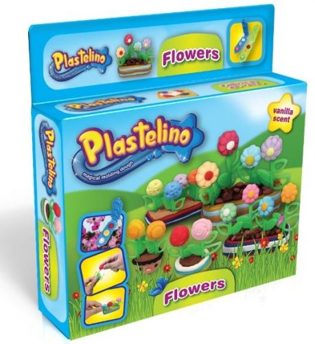 Plastelino plastelin set cveće ( 6261630 )