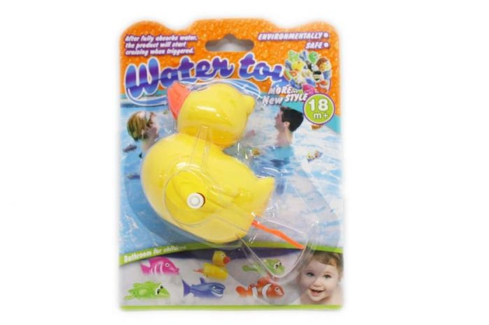 Qunsheng Toys igračka za kupanje patkica ( 6060581 )