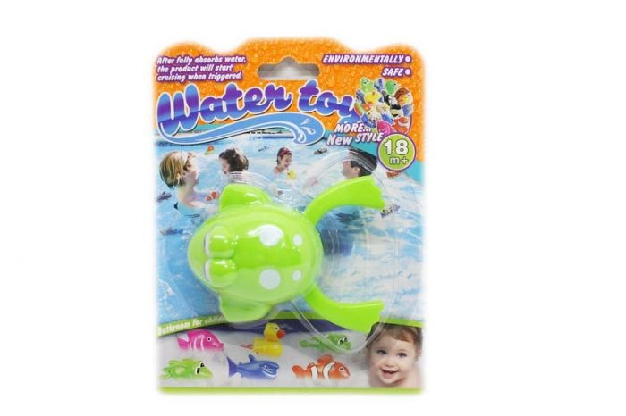 Qunsheng Toys igračka za kupanje žabica ( 6060582 )