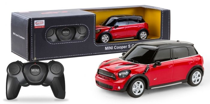 Rastar RC automobil igračka Mini Cooper S Countryman 1:24 ( 6211186 )