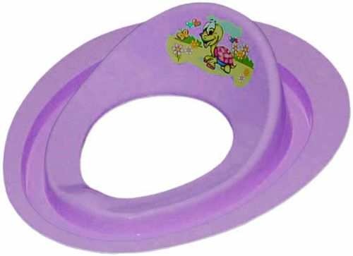Tega adapter za wc šolju Happy turtle roze ( 7310088 )