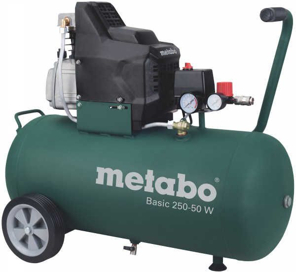 Metabo Basic 250-50 W kompresor ( 601534000 )