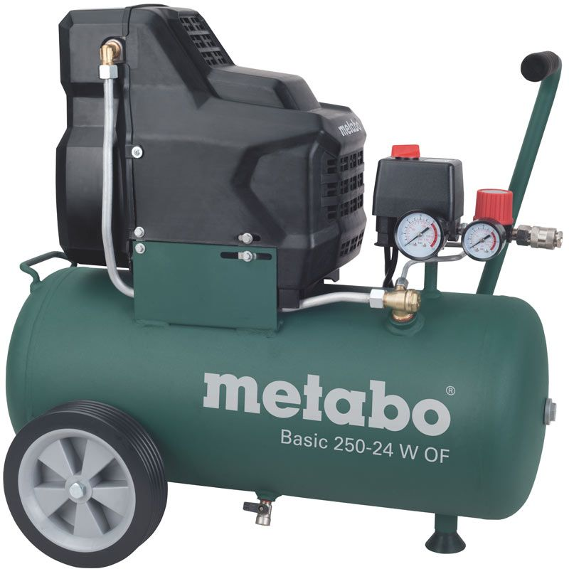 Metabo Basic 250-24 W OF kompresor ( 601532000 )