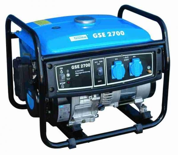 Gude GSE 2700 agregat za struju 2.4KW ( 040628 )