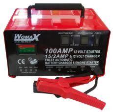 Womax W-BL 612-15 punjač i starter akumulatora 6/12V ( 76261215 )