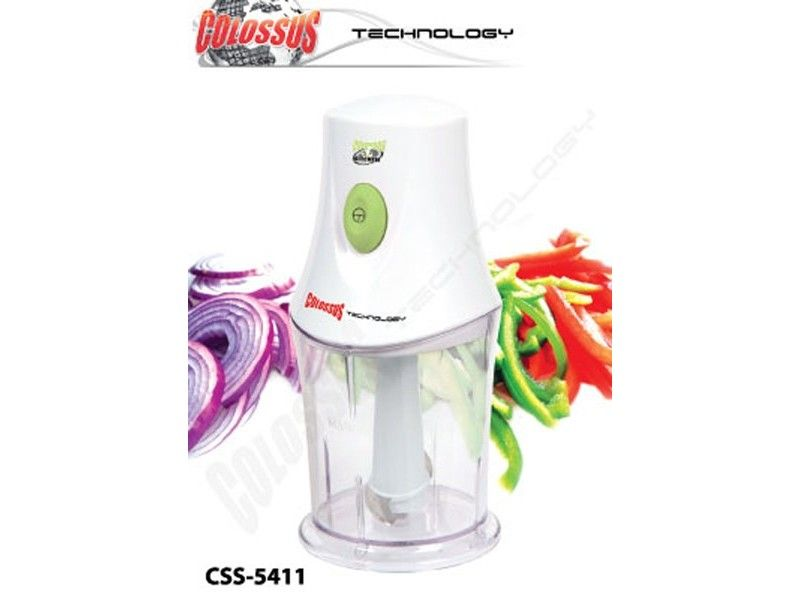 Colossus CSS-5411 Električna seckalica