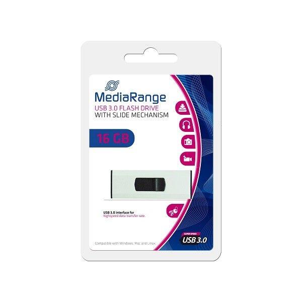 MediaRange 16GB/3.0/MEDIARANGE/MR915 USB Flesh Memorija ( UFMR915 )
