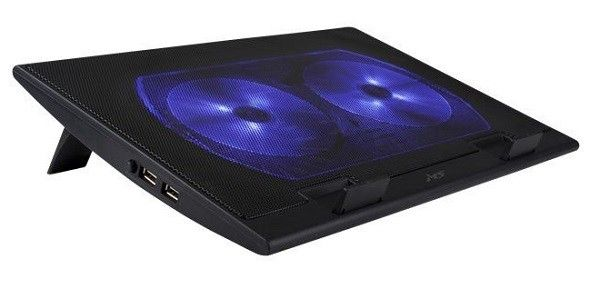 MS Industrial NOTEBOOK OPREMA COOLER PAD FREEZE DUAL 17 ( COOLMS17 )