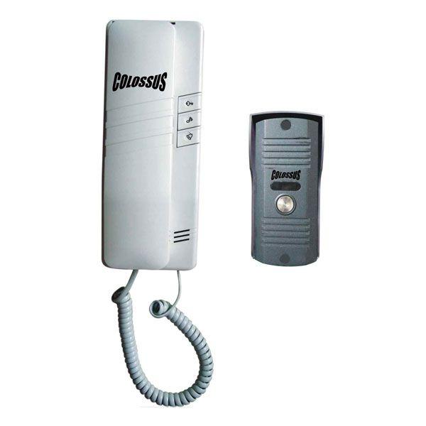 Colossus CSS-176 Zvono sa interfonom i otključavanjem