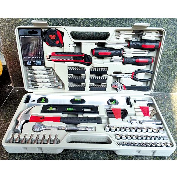 Machtig MAC-08 Set ručnog alata 144 dela u koferu