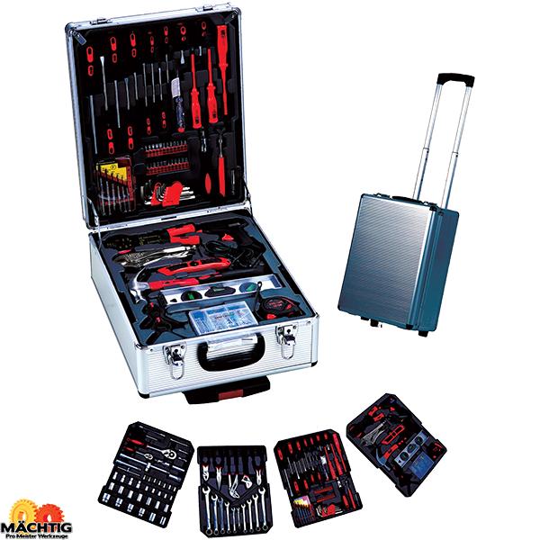 Machtig MAC-03 Set ručnog alata 186 dela