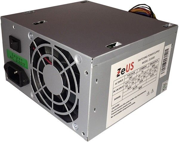 Zeus ZUS-500 Napajanje 500W ( ATXZ500 )