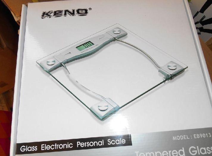 Keno EB 9013 Digitalna podna vaga