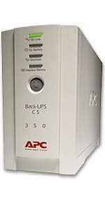 APC BK350EI CS 350VA UPS ( 0340041 )