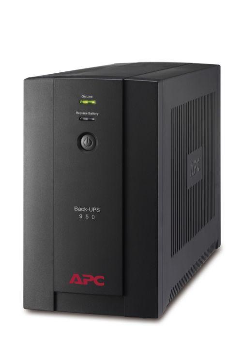 APC BX950U-GR 950VA 480W UPS crni ( 0342074 )