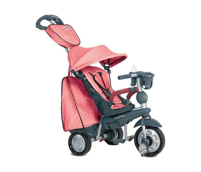 Smart Trike Tricikl Explorer crveni ( 8200100 )