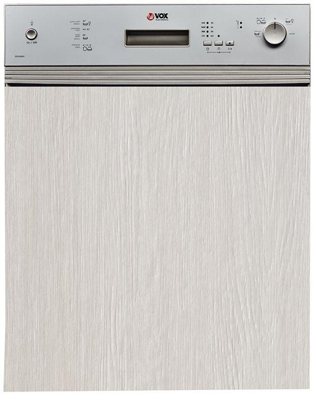 Vox GSH 6641 12kom Ugradna mašina za sudove