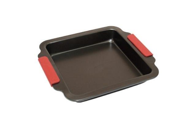 Furstin HT005-A Tepsija za kolače sa silikonskim ručkama