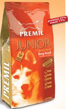 Premil top line junior briket super premium kvaliteta za mlade pse 15kg ( 2399 )