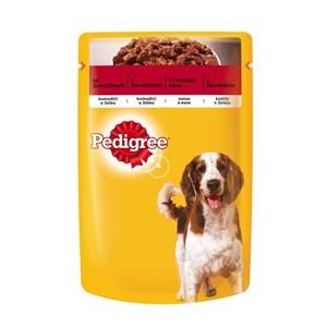 Pedigree adalt hrana za pse govedina u želeu kesa 100gr ( 690 )