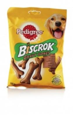 Pedigree gravy bones poslastica za pse 150gr ( 10 )
