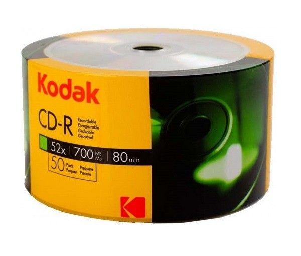 Kodak CD-R 700MB 52X Logo 50 komada ( 77KO/Z )