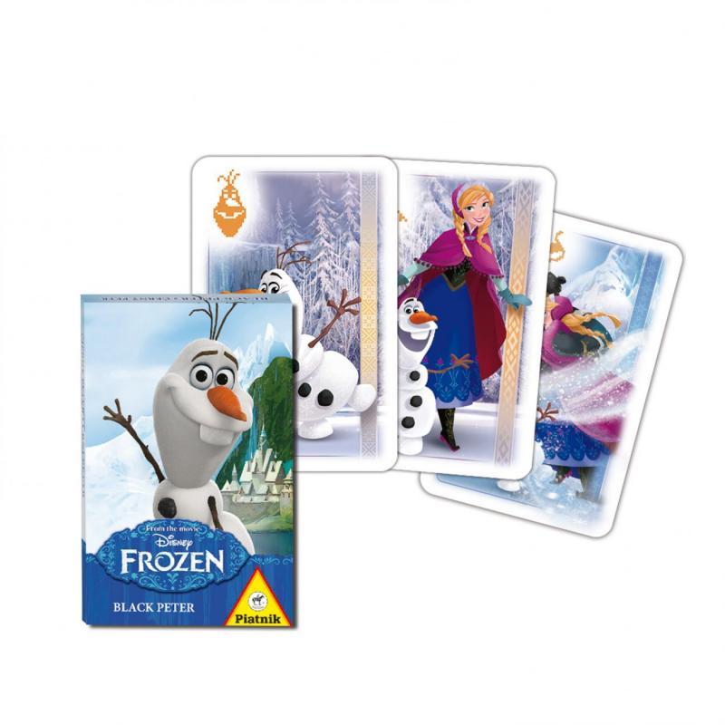 Karte Frozen ( 07-486100 )
