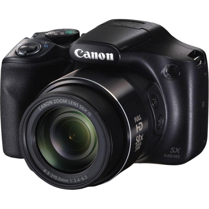 Canon PowerShot SX540HS BK digitalni fotoaparat ( D02356426 )