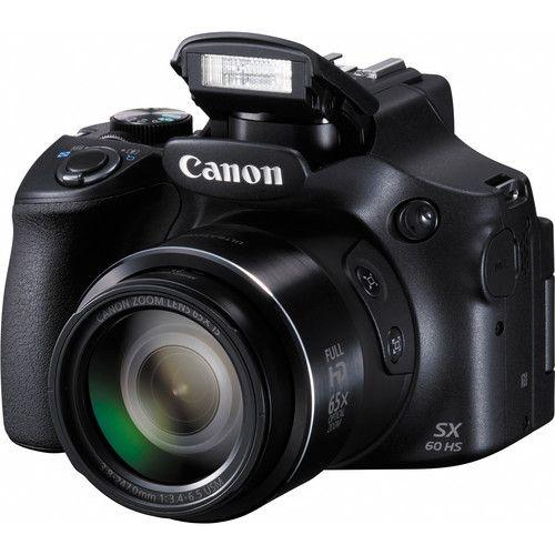 Canon PowerShot SX60HS digitalni fotoaparat  ( D017380 )