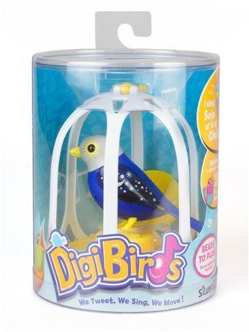 Silverlit Digibirds - kavez sa pticicom SORTO k3 ( 0126680 )